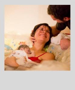 Médicas também optam pelo parto domiciliar - Maternar - Blog da Folha de São Paulo - Foto: Vivian Scaggiante/Além D´Olhar